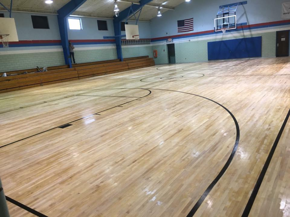 Commercial Floor Sanding Finishing General Construction